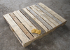 Wooden Pallet With Glove Image